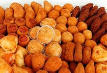 Receita de Massa Básica para Salgados Fritos