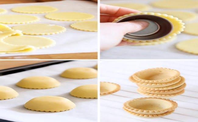 Massa para Tortinhas Perfeitas