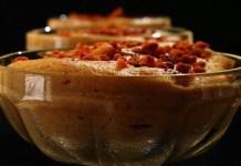 Receita de Mousse de Batata Doce