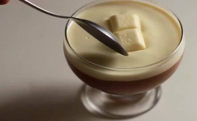 Receita de Mousse de Nutella com Leite Ninho