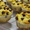 Receita de Muffins com Gotas de Chocolate