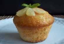 Muffins de Abacaxi