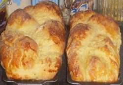 Receita de Pão de Mandioquinha