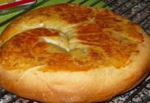 Receita de Pão de panela de pressão
