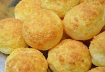 Receita de Pãozinho de Tapioca