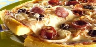 Pizza de Polenta