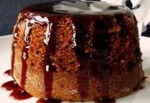 Receita de Pudim de Chocolate Sem Glúten e Lactose