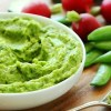 Receita de Purê Verde de Ervilhas