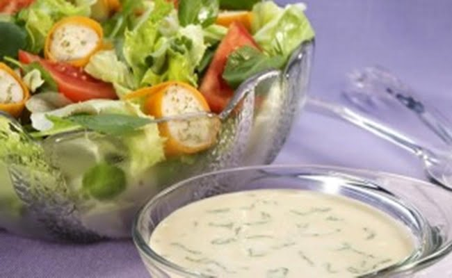 Receita de Salada Boa Forma