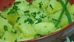 Receita de Salada de Aipim ( para churrasco)