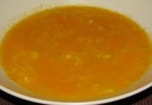 Receita de Sopa de Alho Francês