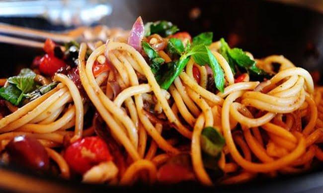 Receita de Spaghetti alla Puttanesca