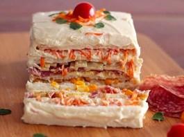 Torta Fria Colorida