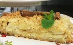 Receita de Torta de Banana com Farinha Lactea