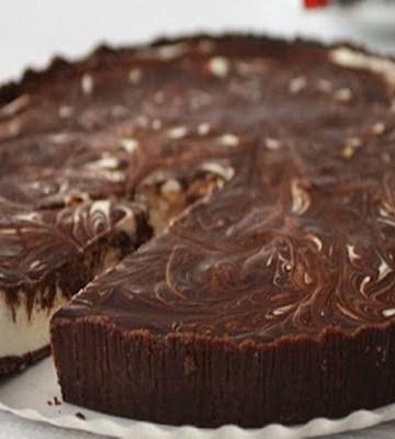 Receita de Torta de Chocolate com Iogurte