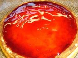 Receita de Torta de Groselha