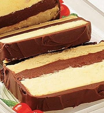 Receita de Torta Gelada de Capuccino