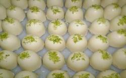 Receita de Trufa de Chocolate branco e limão