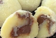 Receita de Brigadeiro de Leite Ninho com Nutella
