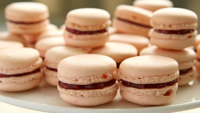 Receita de Macarones (Macaron) doce Francês
