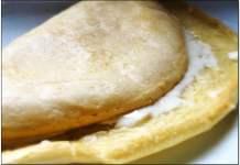 Omelete de Tapioca Tapilete