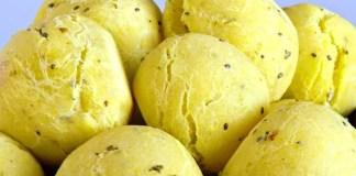 Receita de Pão de chia sem Glúten e sem Lactose
