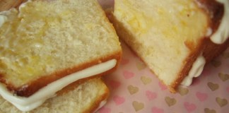 Receita de Pão de limão Siciliano