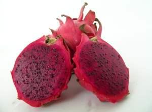 Conheça Pitaia (Pitaya) a fruta dragão (dragon fruit) Receitas com Pitaya e seus beneficios a saúde.
