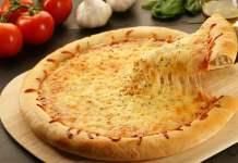 Receita de Pizza de Pão de Queijo Sem Glúten