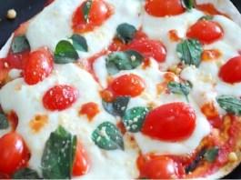 Receita de Pizza Rápida Light
