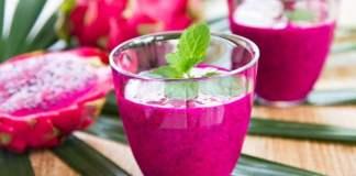 Receita Suco para Eliminar Gordura Localizada