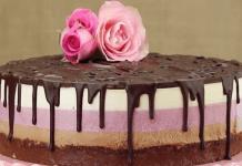 Receita de Torta de Morango com Nutella