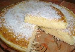 Torta de Leite Condensado com Coco