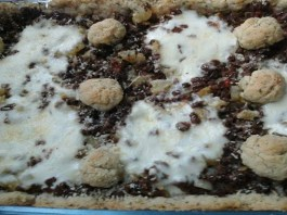 Receita de Torta Vegetariana