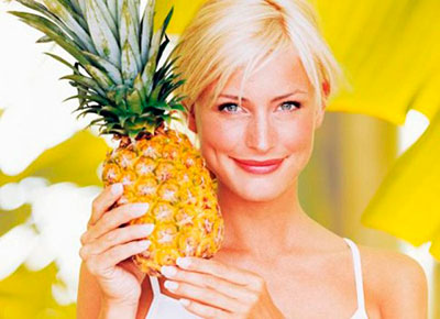 ананасовая диета для похудения