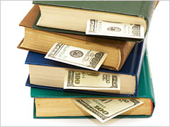 Financing your book