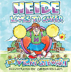 Heide Loves to Cheer | Autism | Mental disabilities