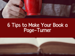 6 Tips to Make Your Book a Page-Turner