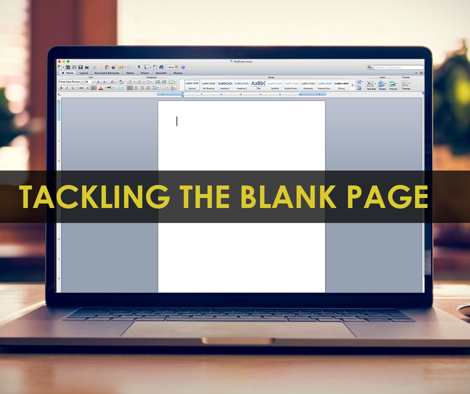 tackling-the-blank-page