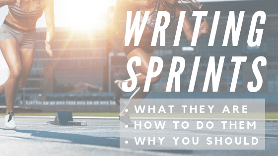 writing prompts, writing sprints