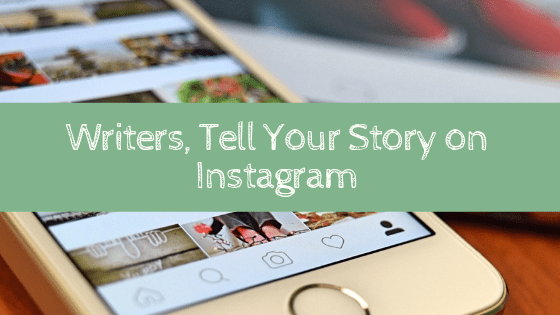 New to Instagram? Not sure where to start? Here are our top tips for creating a great Instagram profile and sharing your writing journey.