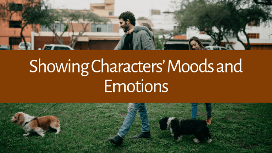 For a book to provide a great experience, writers must build tension throughout the book. Here's how to show character emotions rather than just say them.