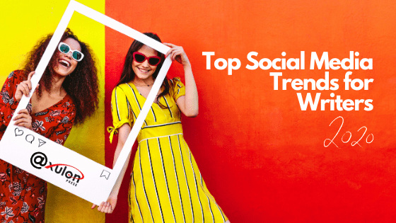 We're more connected online than ever, a great time to set up new social media accounts & explore some new features. Here are 2020 Top Social Media Trends..