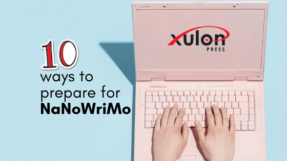 Thousands have credited NaNoWriMo in helping them finish a writing project. Here are 10 ways you can get a jump start and be prepared for NaNoWriMo...