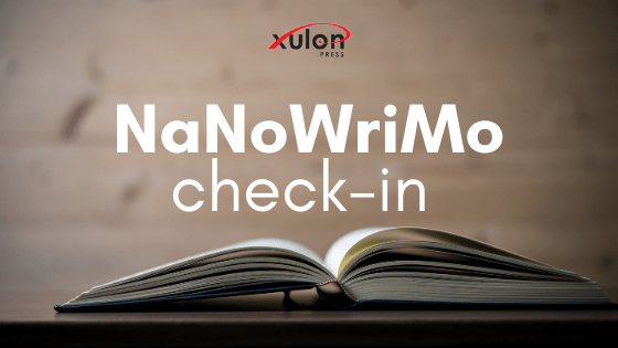 There's less than a week left of NaNoWriMo. Here's how to keep moving forward, no matter which stage you're at in your writing this month.