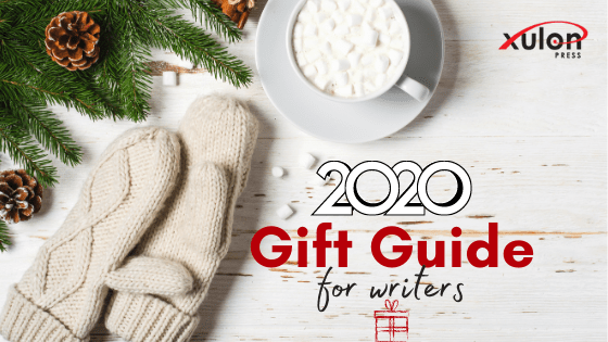 If you're stressed out by the thought of holiday shopping for a writer friend or family member (or need gift ideas for yourself!) you've come to the right place--the2020 Gift Guide for Writers is here! Here are 10 perfect gifts for the writers in your life.