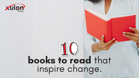 Books can provide some of the best lessons. In light of the new year, we've compiled a list of books to read to keep you inspired as you move through 2021.