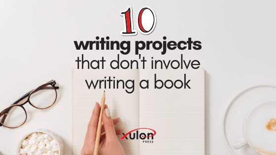 Not all types of writing have to end with a book. In fact, there are plenty of ways to dabble in writing, try one (or more) of these on your next writing ...