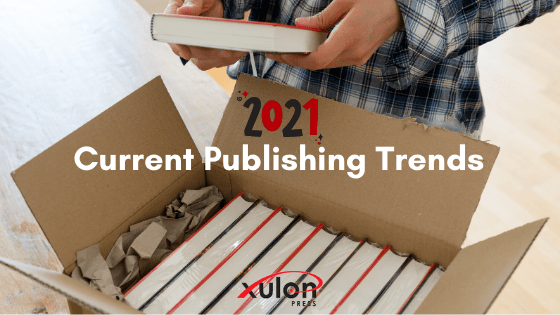 The publishing world continues to evolve as the times change. If you've found it hard to keep up, here are 5 publishing trends that aren't going anywhere...