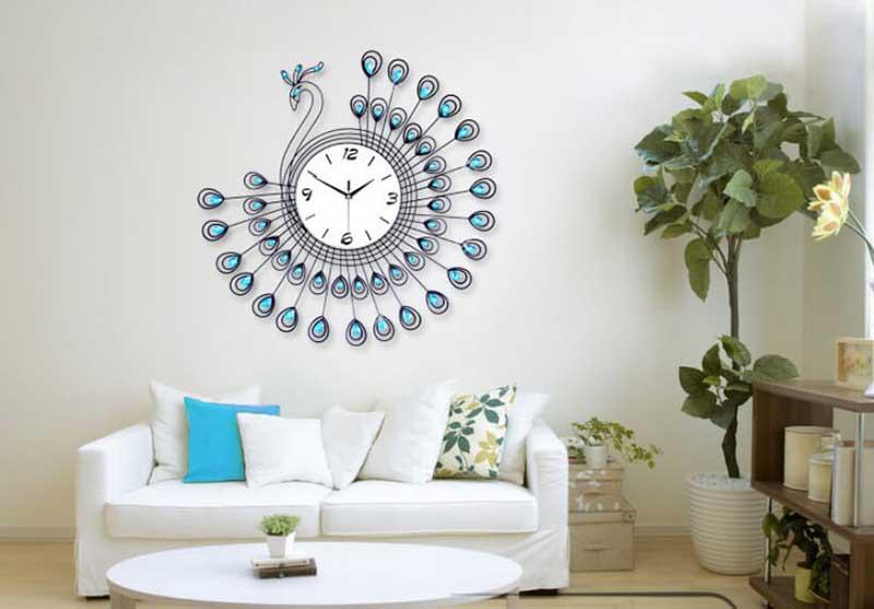 Đồng hồ treo tường với thiết kế mới lạ, độc đáo